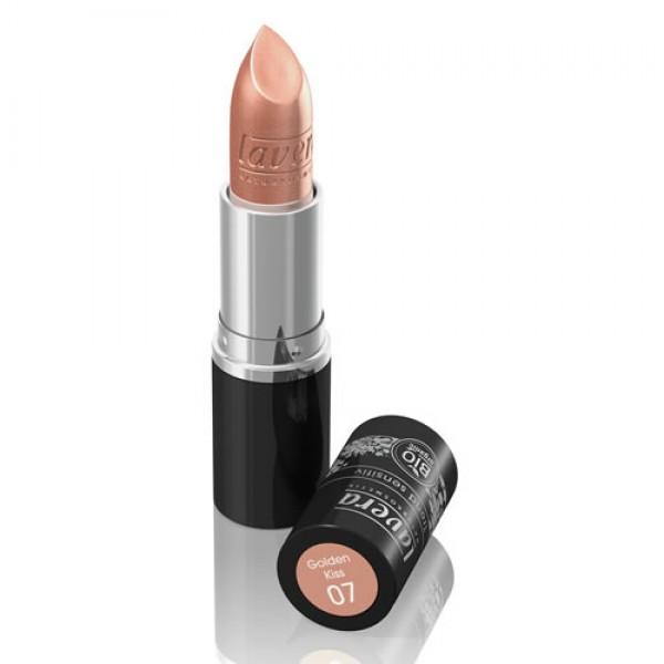 Lavera Organic Lipstick 07 Golden Kiss