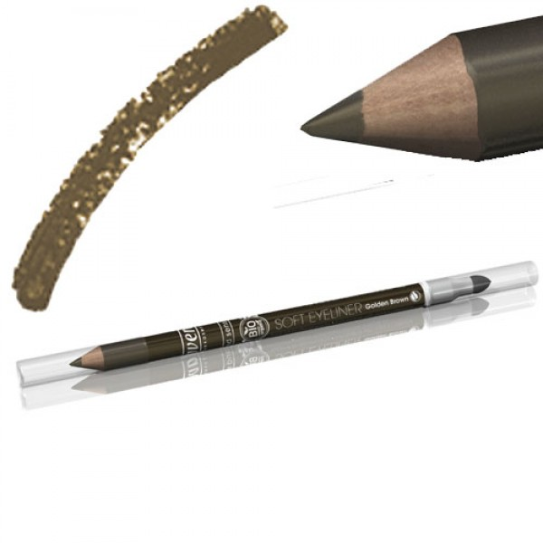 Lavera Soft Eye Liner Golden Brown