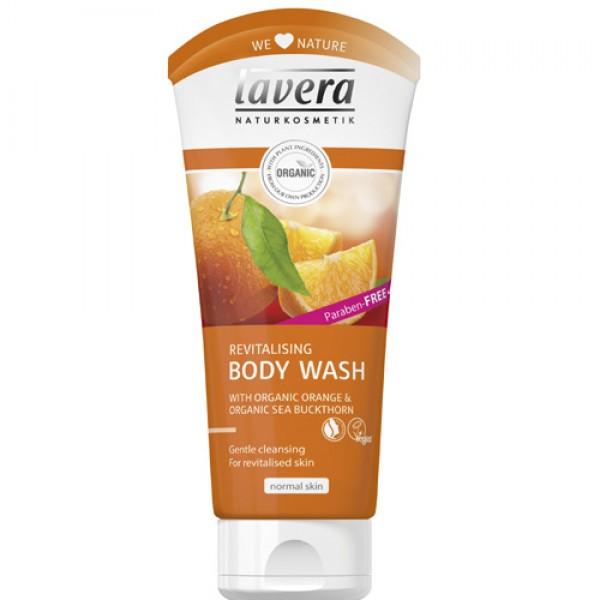 Lavera Revitalising Orange Body Wash