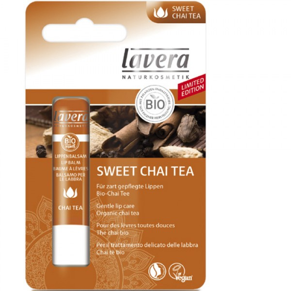 Lavera Sweet Chai Tea Lip Balm