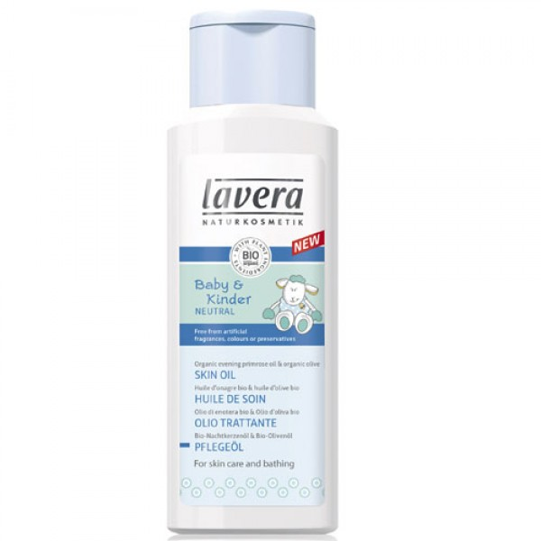 Lavera Baby Neutral Skin Oil