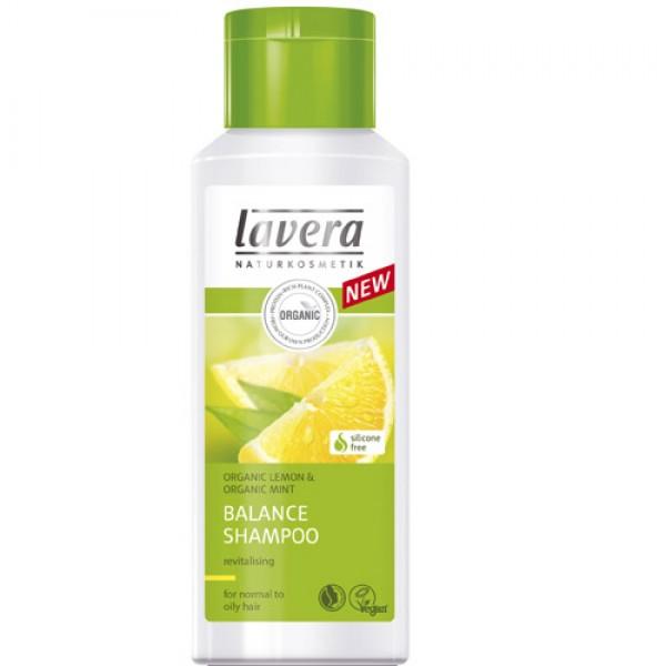 Lavera Balance Shampoo for oily hair