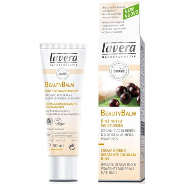 Lavera Acai Berry Beauty Balm (BB Cream) SAMPLE