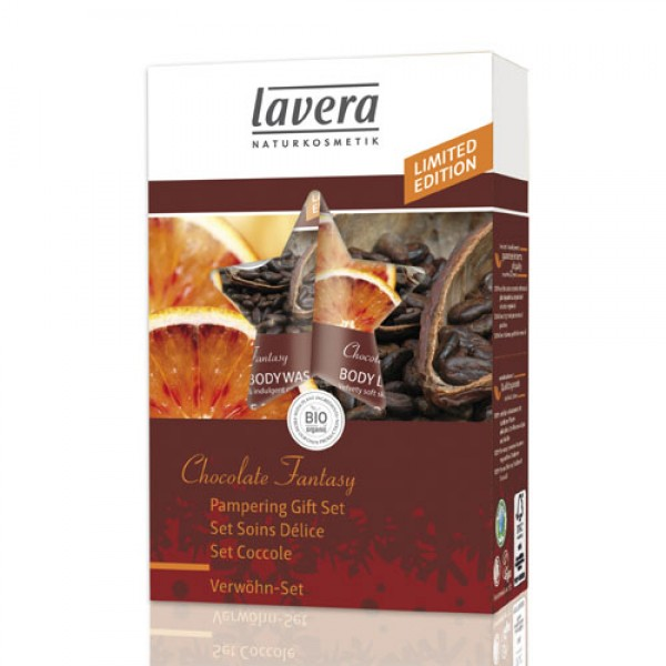 Lavera Chocolate Fantasy Gift Set