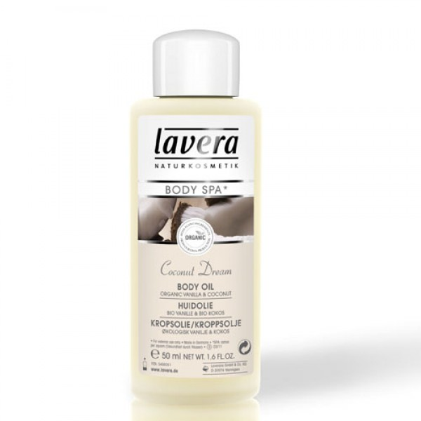 Lavera Coconut Organic Body Oil