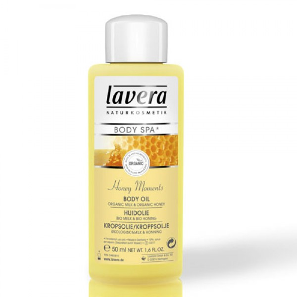 Lavera Honey Moments Body Oil