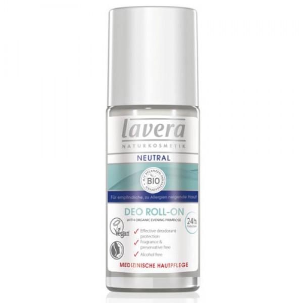 Lavera Neutral Organic Deodorant Roll On