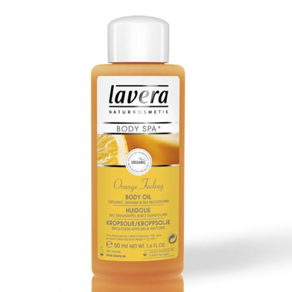 Lavera Orange Feeling Body Oil