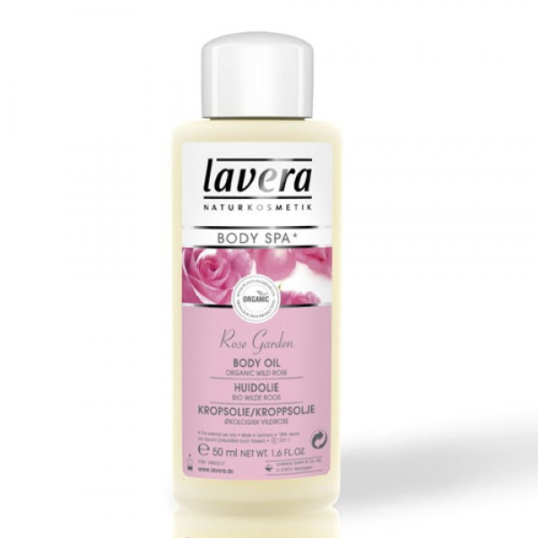 Lavera Rose Garden Body Oil