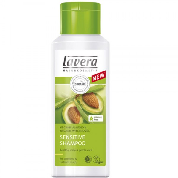 Lavera Sensitive Scalp Organic Shampoo