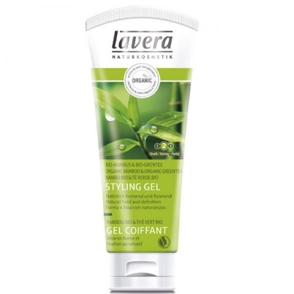 Lavera Styling Gel with Organic Bamboo & Green Tea