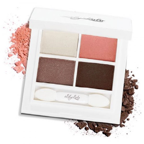 Eye Shadow Quad - Smoky Rose