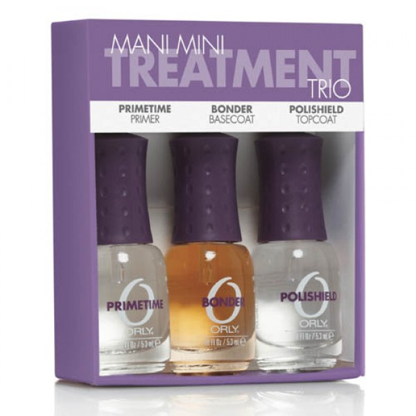 Orly Primer, Base Coat & Top Coat Kit