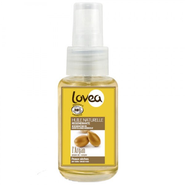 Lovea Pure Organic Argan Oil