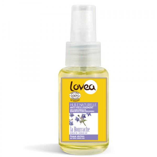 Lovea Organic Borage Facial Oil