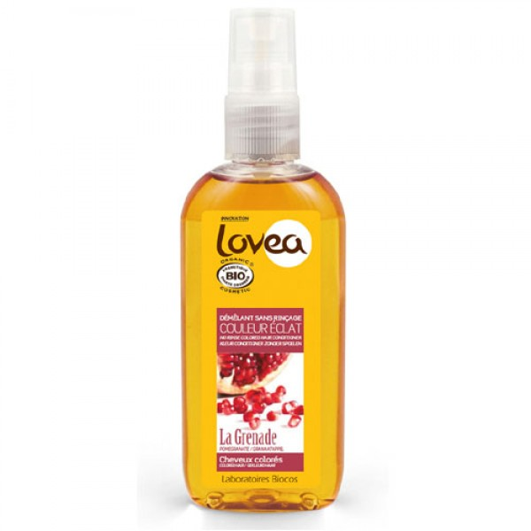 Lovea Pomegranate No Rinse Conditioner