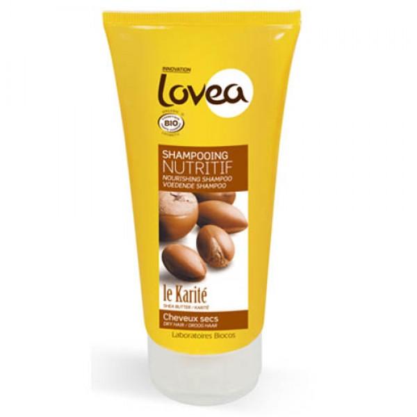 Lovea Shea Organic Shampoo 200ml