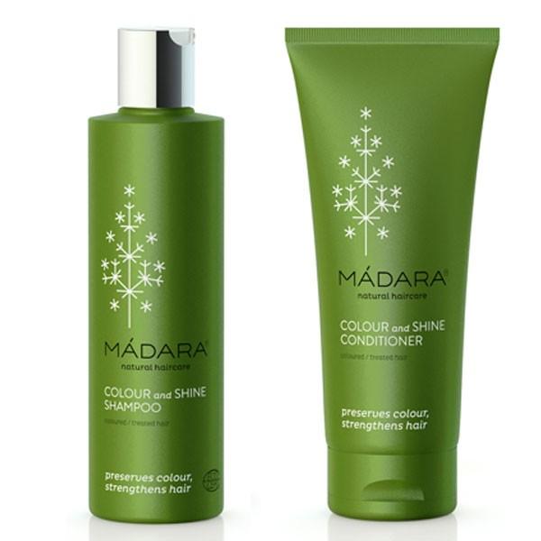 Madara Colour + Shine Shampoo & Conditioner Bundle
