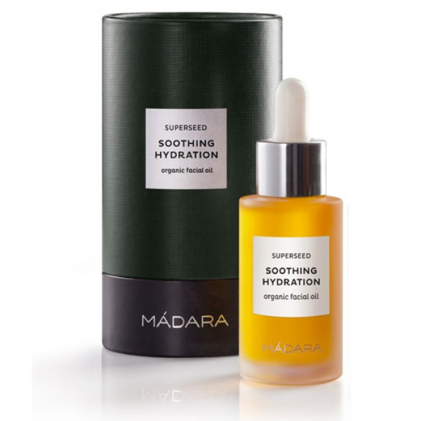 Madara Superseed Soothing Hydration Facial Oil