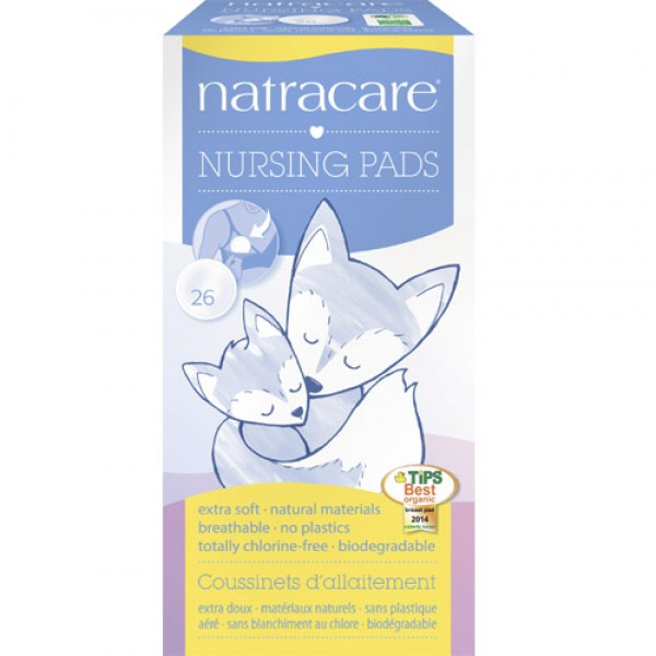 Natracare Nursing Pads