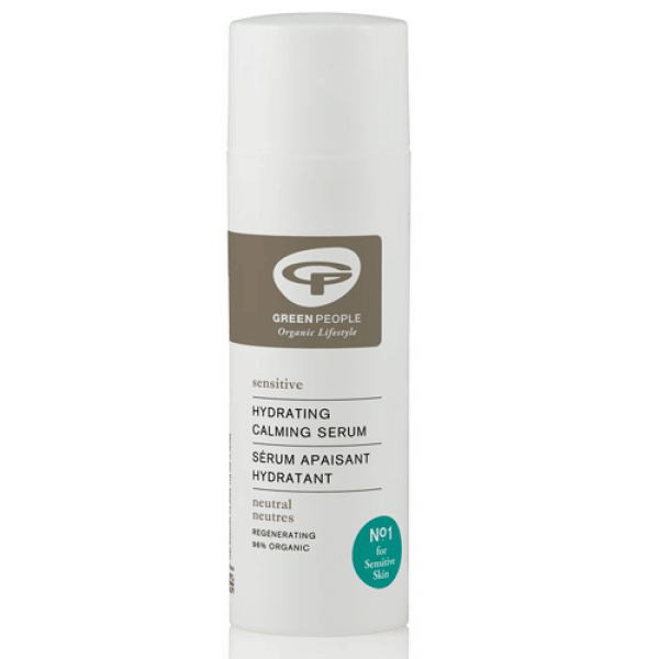 Green People Scent Free Hydrating Serum