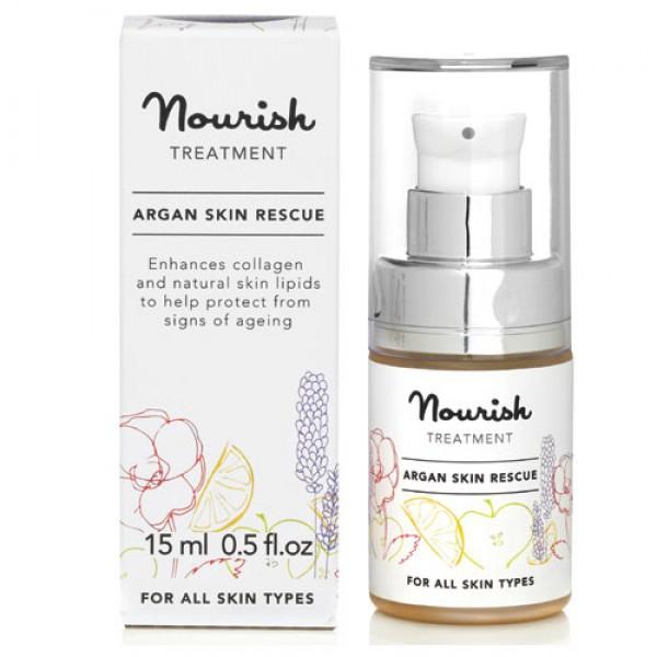 Nourish Argan Skin Rescue Facial Oil