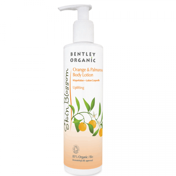 Skin Blossom Orange & Palmarosa Body Lotion