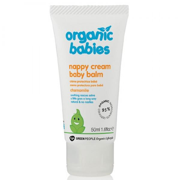 Organic Babies Nappy Cream Baby Balm
