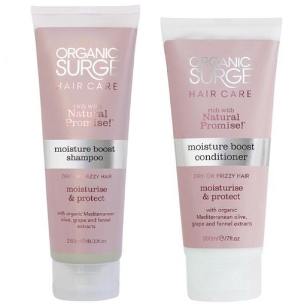 Organic Surge Moisture Boost Shampoo & Conditioner Bundle