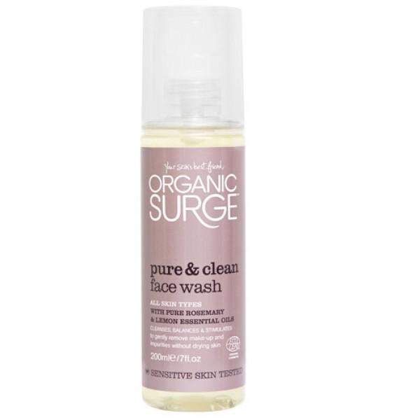 Organic Surge Pure & Clean Face Wash
