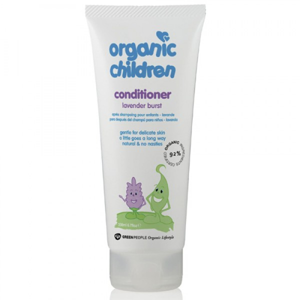 Organic Children Conditioner - Lavender Burst