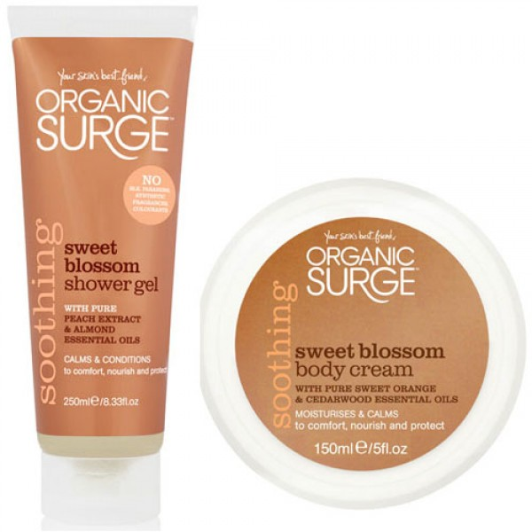 Sweet Blossom Body Care Bundle