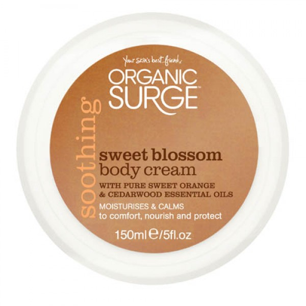 Organic Surge Sweet Blossom Body Cream