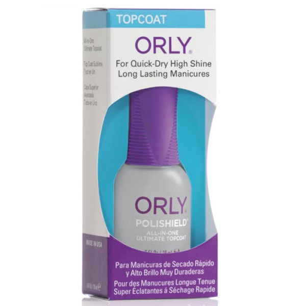 Orly Polish Shield Top Coat