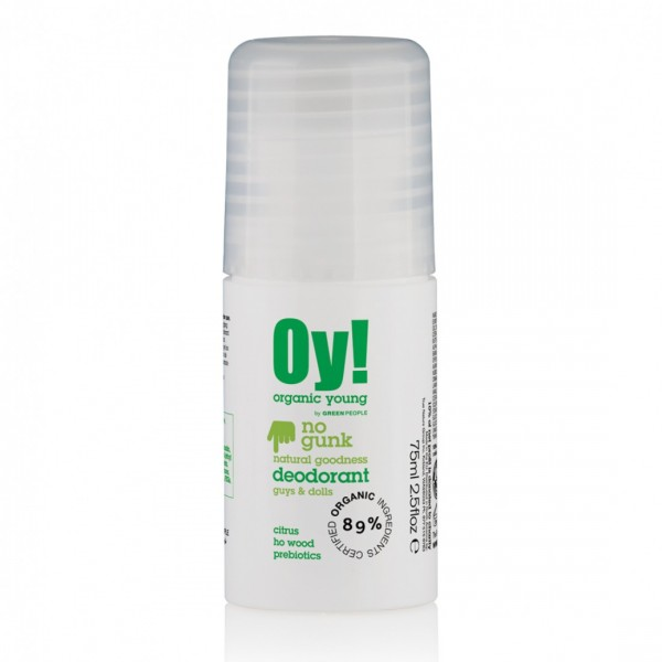 OY! Roll On Organic Deodorant by Green People