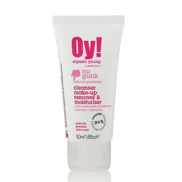 Oy! All in One Cleanser & Moisturiser