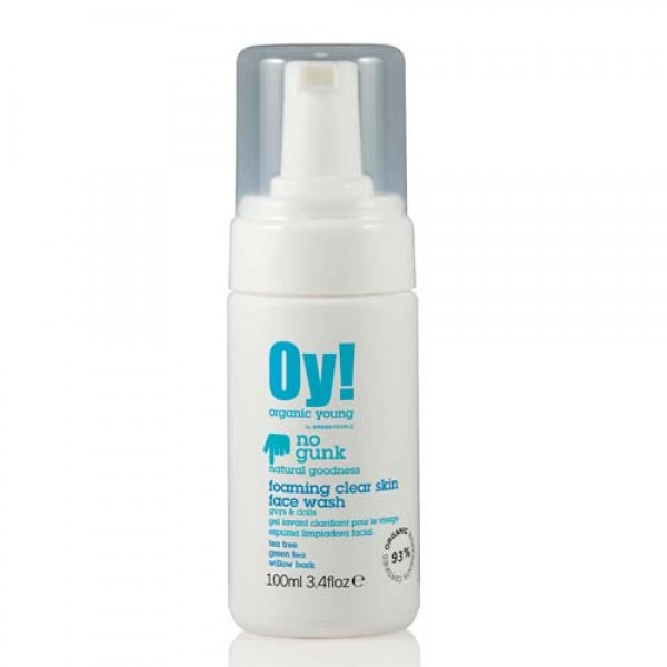 OY! Foaming Clear Skin Face Wash