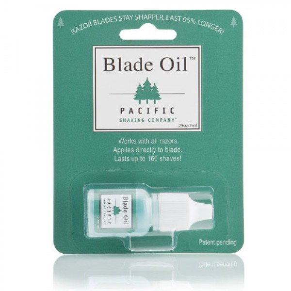 Pacific Shaving Co. Blade Oil