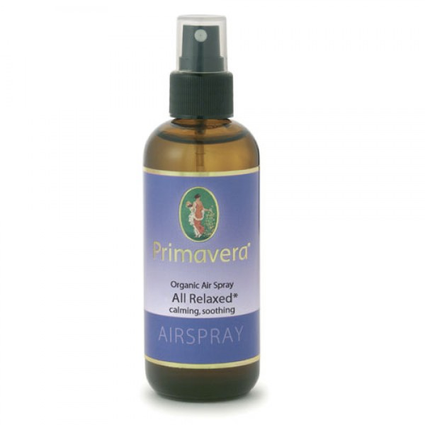 Primavera Organic Airspray - All Relaxed