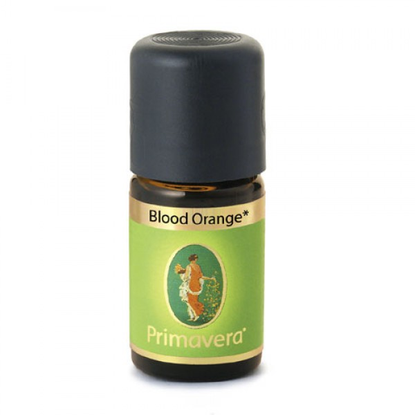 Primavera Blood Orange Essential Oil