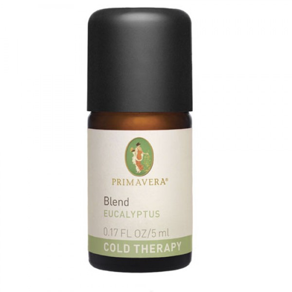 Primavera Eucalyptus Cold Therapy Organic Essential Oil Blend