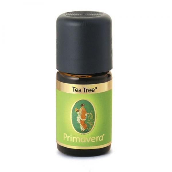Primavera Tea Tree Essential Oil - Certified Organic