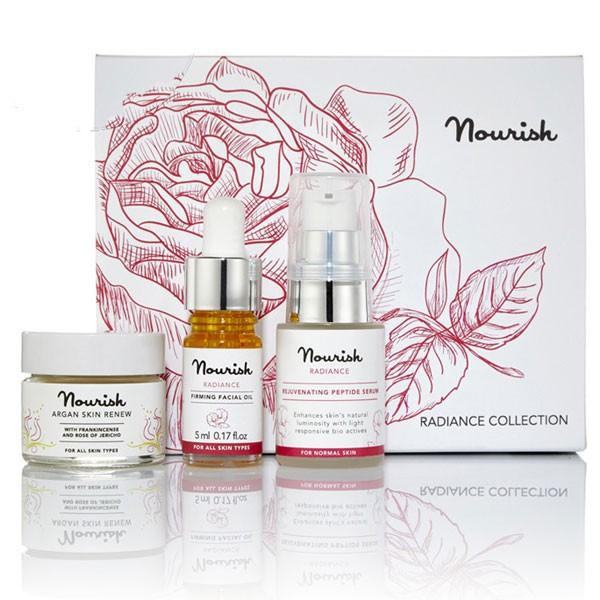 Nourish Skincare Radiance Collection