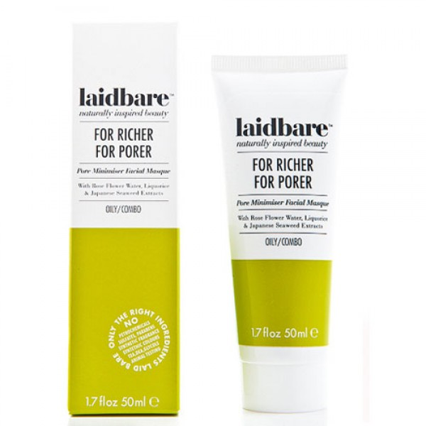 Laidbare Pore Minimiser Facial Mask