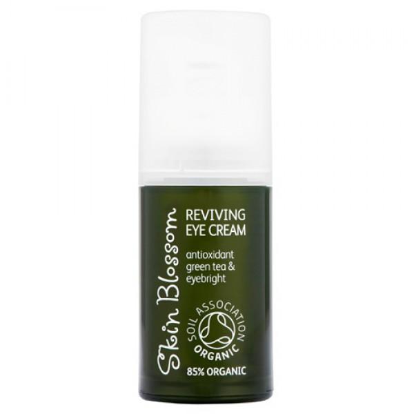 Skin Blossom Reviving Organic Eye Cream