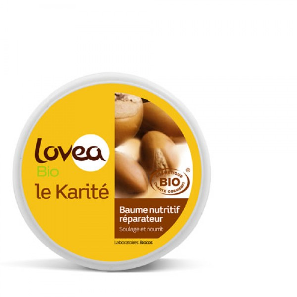 Lovea Organic Shea Butter Body Balm