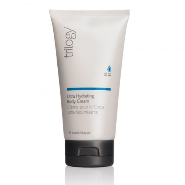 Trilogy Ultra Hydrating Body Cream
