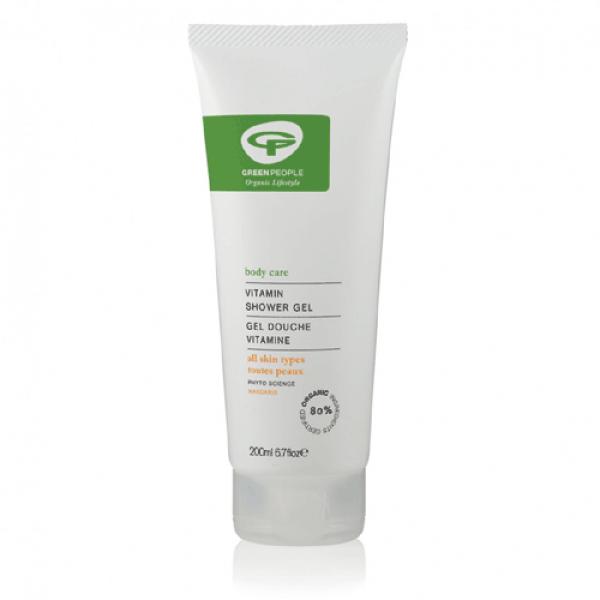 Green People Vitamin Shower Gel