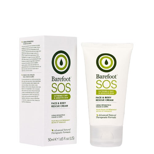 Barefoot SOS Skin Rescue Cream 50ml