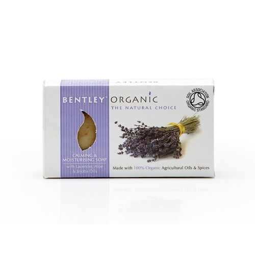 Bentley Calming Organic Soap